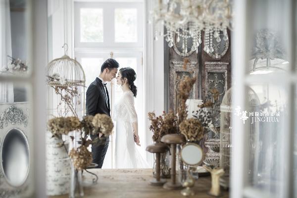 京華婚紗結婚照