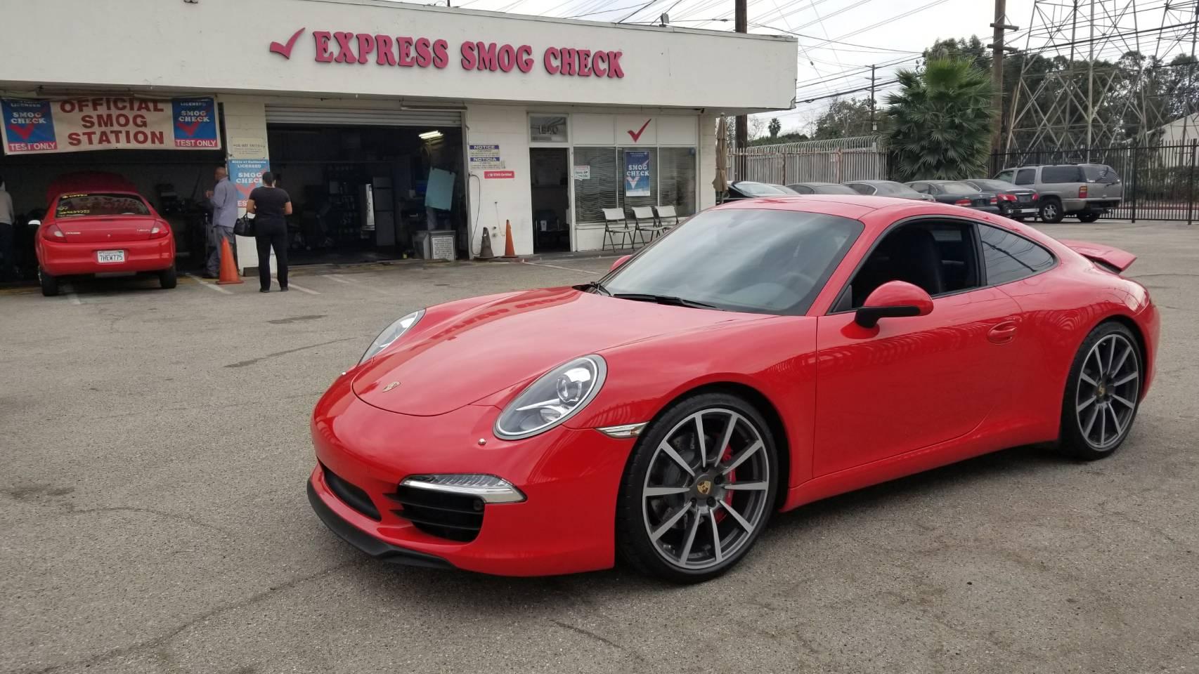 2012 PORSCHE 911 CARRERA S VIN# WP0AB2A94CS121548