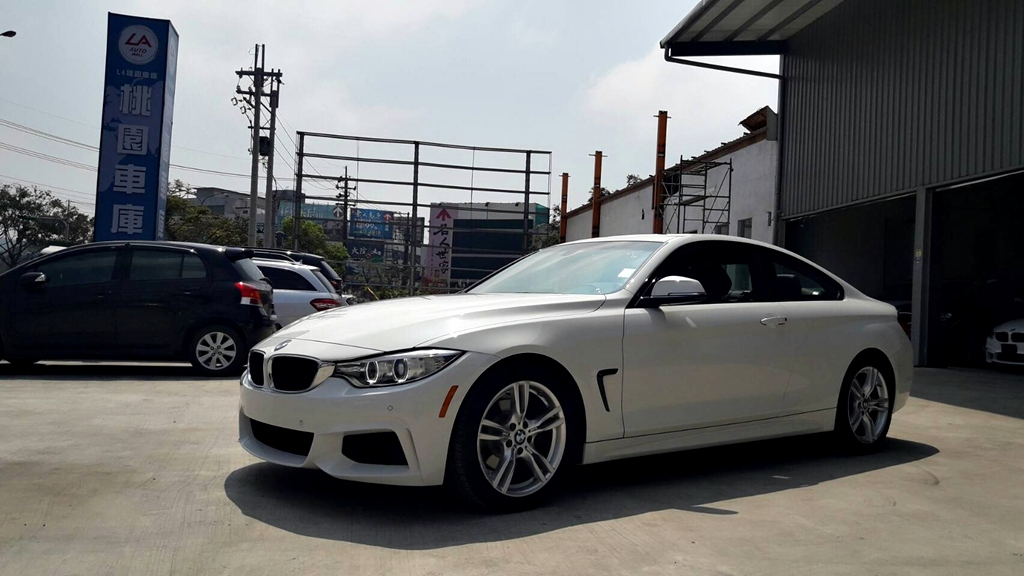 外匯車團購 BMW 428I F32 COUPE 雙門跑車